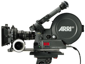 Arriflex SRII Super 16mm